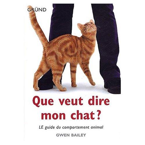 livres comportement chats comportementaliste chat en le de france. Black Bedroom Furniture Sets. Home Design Ideas