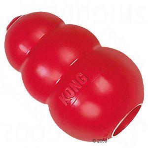 kong rouge pour chiens de 1 à 10 kg